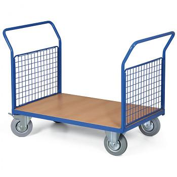 Plošinový vozík  200 kg, 1000 x 700 mm, 101036