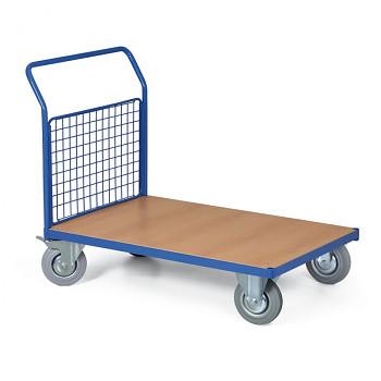 Plošinový vozík  300 kg, 1000 x 700 mm, 101072