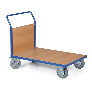 Plošinový vozík  400 kg, 1000 x 700 mm, 101054