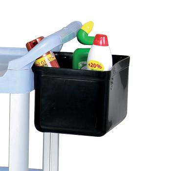 Závěsný koš pro úklidový vozík
