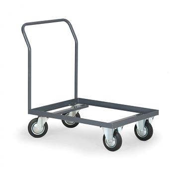 Plošinový vozík na EURO přepravky