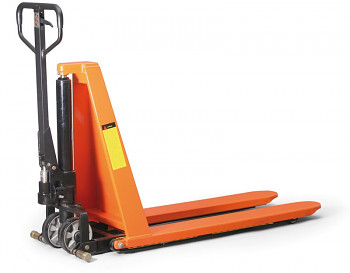 Nůžkový paletový vozík