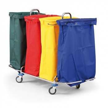 Polyesterové vaky pro vozíky