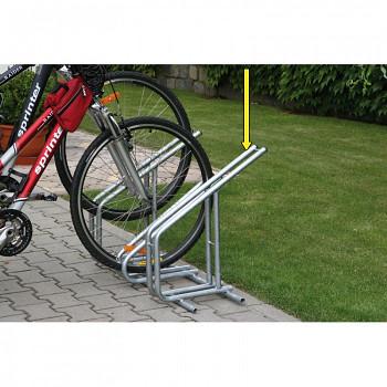 Jednostranný nebo oboustranný stojan na kola - vysoký
