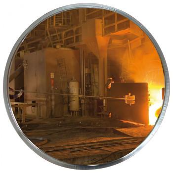 Zrcadlo pro náročné provozy 600 mm