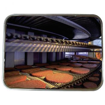 Zrcadlo pro náročné provozy 800x600 mm