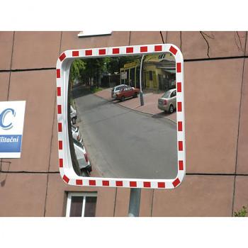 Dopravní zrcadlo  800x600 mm