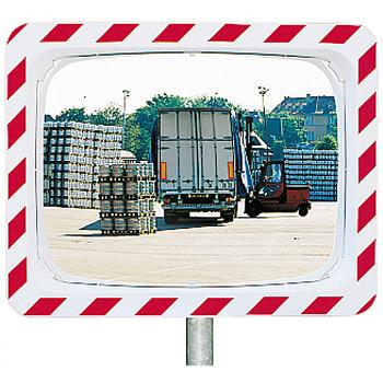 Dopravní zrcadlo  800x600 mm, nerozbitné