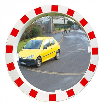 Dopravní zrcadlo  900 mm, nerozbitné