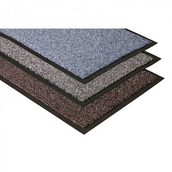 Textilní čisticí rohož se sníženou hořlavostí, 1500 x 900 mm