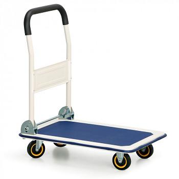 Plošinový vozík  200 kg,  735 x 480 mm, skládací