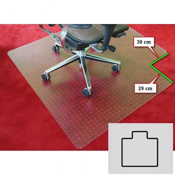 Podložka na koberec - Polykarbonát