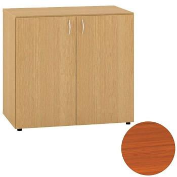 Kancelářská skříň,  742x 800x450, třešeň, CLASSIC