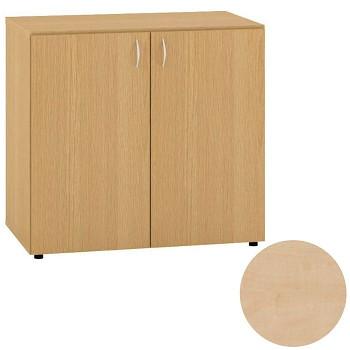 Kancelářská skříň,  742x 800x450, divoká hruška, CLASSIC