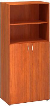 Kancelářská skříň, 1780x 800x470, třešeň, kombinovaná 2, CLASSIC