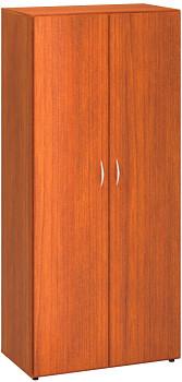 Šatní skříň kancelářská, 1780x 800x470, třešeň, CLASSIC