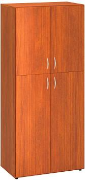 Kancelářská skříň, 1780x 800x470, třešeň, dělená, CLASSIC