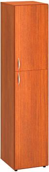 Kancelářská skříň, 1780x 400x470, třešeň, pravá dělená, CLASSIC