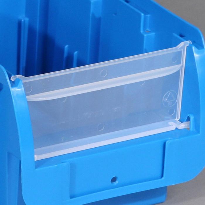 Čelní průhledná stěna pro boxy COMPACT