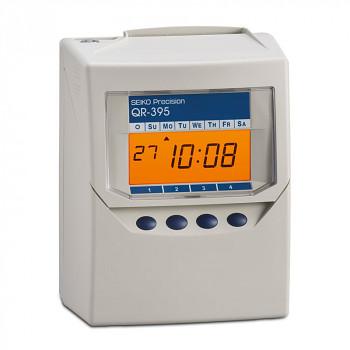 Docházkové hodiny Seiko - se sčítáním docházky na kartě