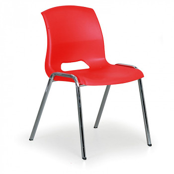 Plastová židle CLEO