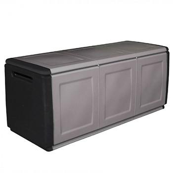 Plastový odkládací box s víkem 138cm
