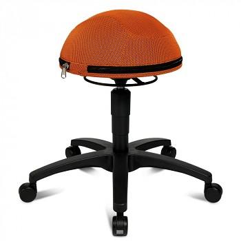 Balanční taburet BB oranžová