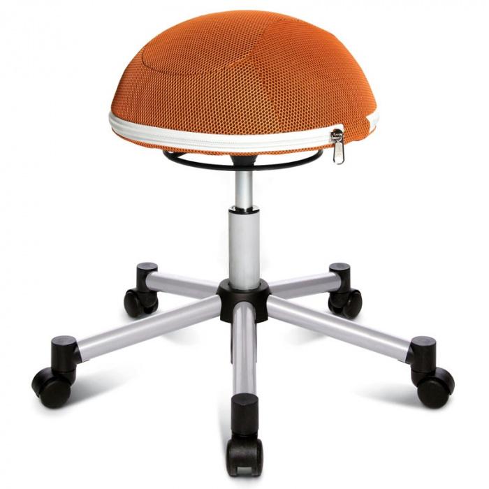 Balanční taburet BS oranžová