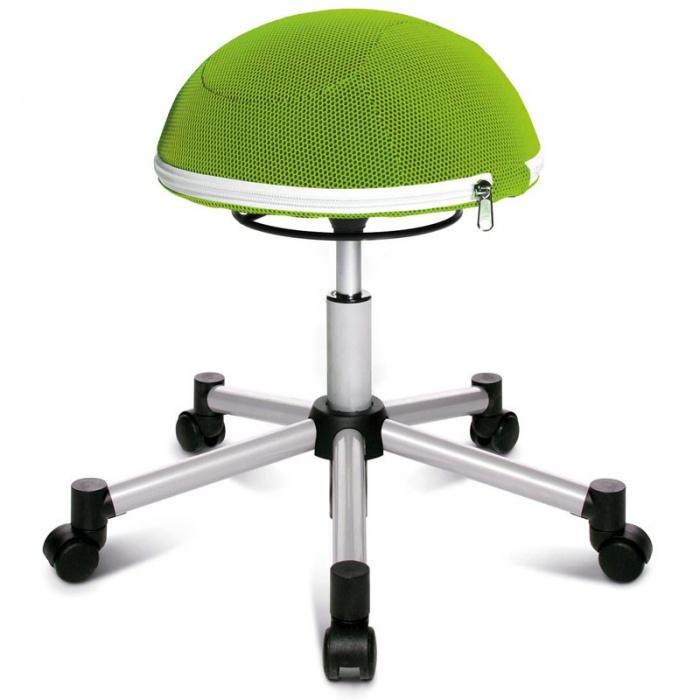 Balanční taburet BS zelená