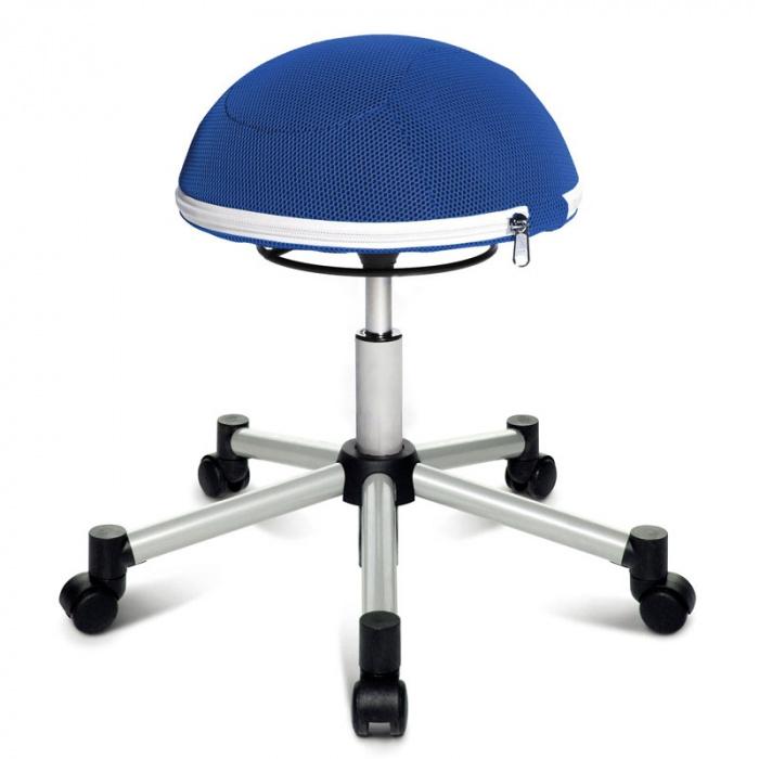 Balanční taburet BS modrá