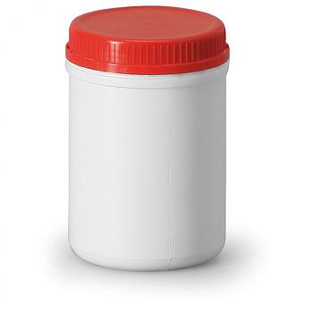 Plastová dóza 650 ml, UN cert.