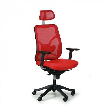 Kancelářská židle BRUGGY červená