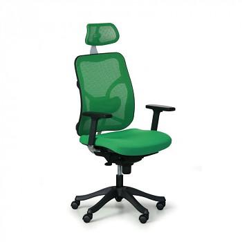 Kancelářská židle BRUGGY zelená