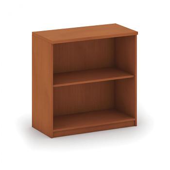 Kancelářská skříň,  800x 800x400, třešeň, police, MIRELLI A+