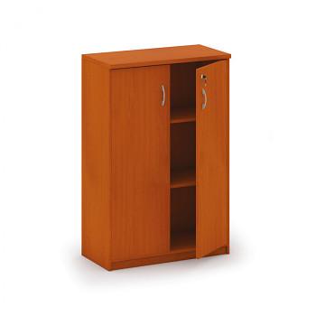 Kancelářská skříň, 1200x 800x400, třešeň, MIRELLI A+