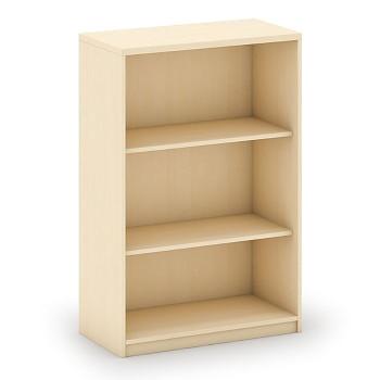 Kancelářská skříň, 1200x 800x400, bříza, MIRELLI A+