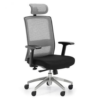 Kancelářská židle ALTA MF šedá