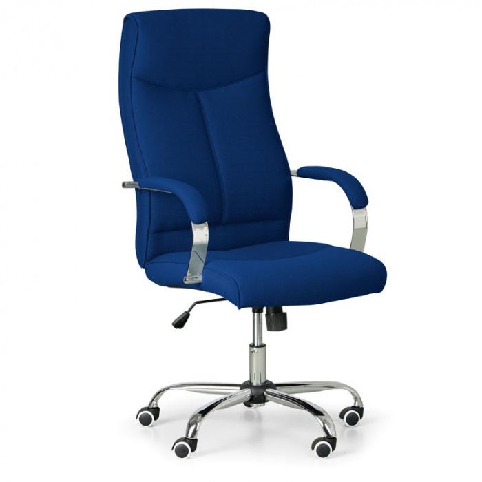 Kancelářské křeslo LUGO C modrá