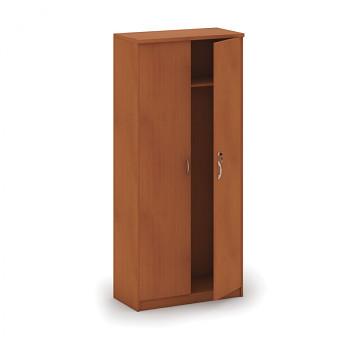 Šatní skříň kancelářská, 1800x 800x400, třešeň, MIRELLI A+