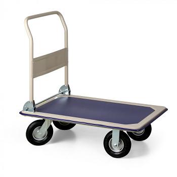 Plošinový vozík  350 kg,  910 x 610 mm, skládací