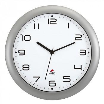 Nástěnné hodiny metalické
