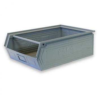 Kovová bedna zkosená 400x600x200 mm