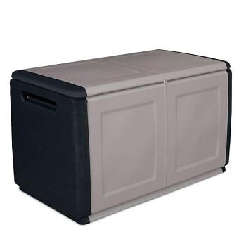 Plastový odkládací box s víkem  96cm