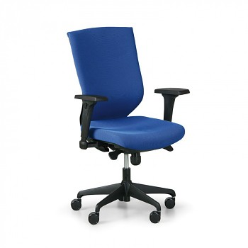 Kancelářská židle ERIC BB modrá
