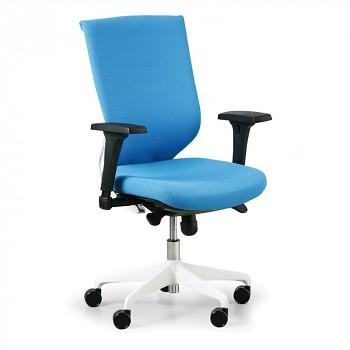 Kancelářská židle ERIC BW modrá