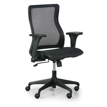 Kancelářská židle ERIC N černá