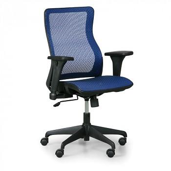Kancelářská židle ERIC N modrá