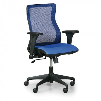 Kancelářská židle ERIC CN modrá