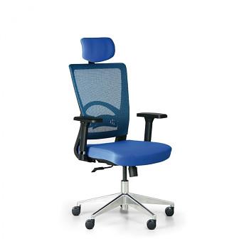 Kancelářská židle AVEA modrá