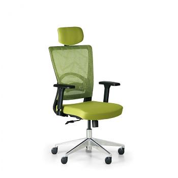 Kancelářská židle AVEA zelená